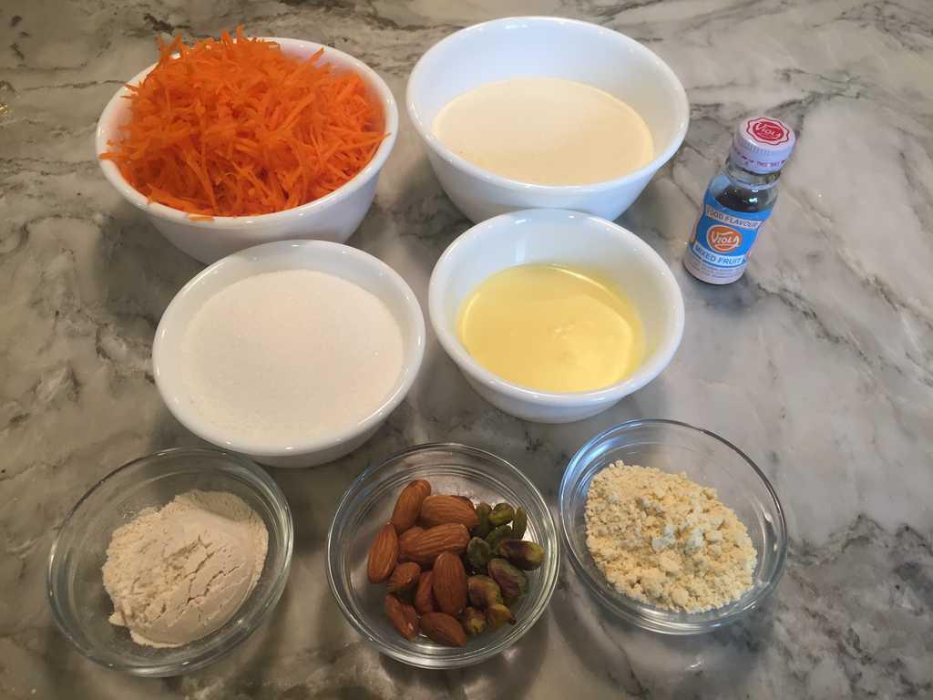 Carrot Sheera