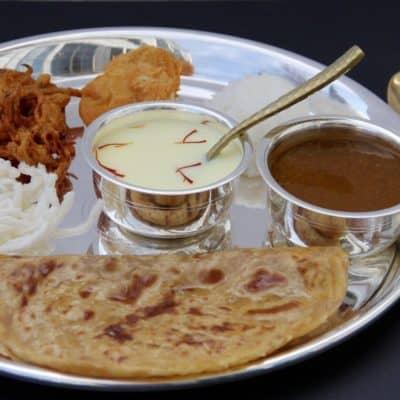 Puran Poli – Sweet Lentil Flatbreads