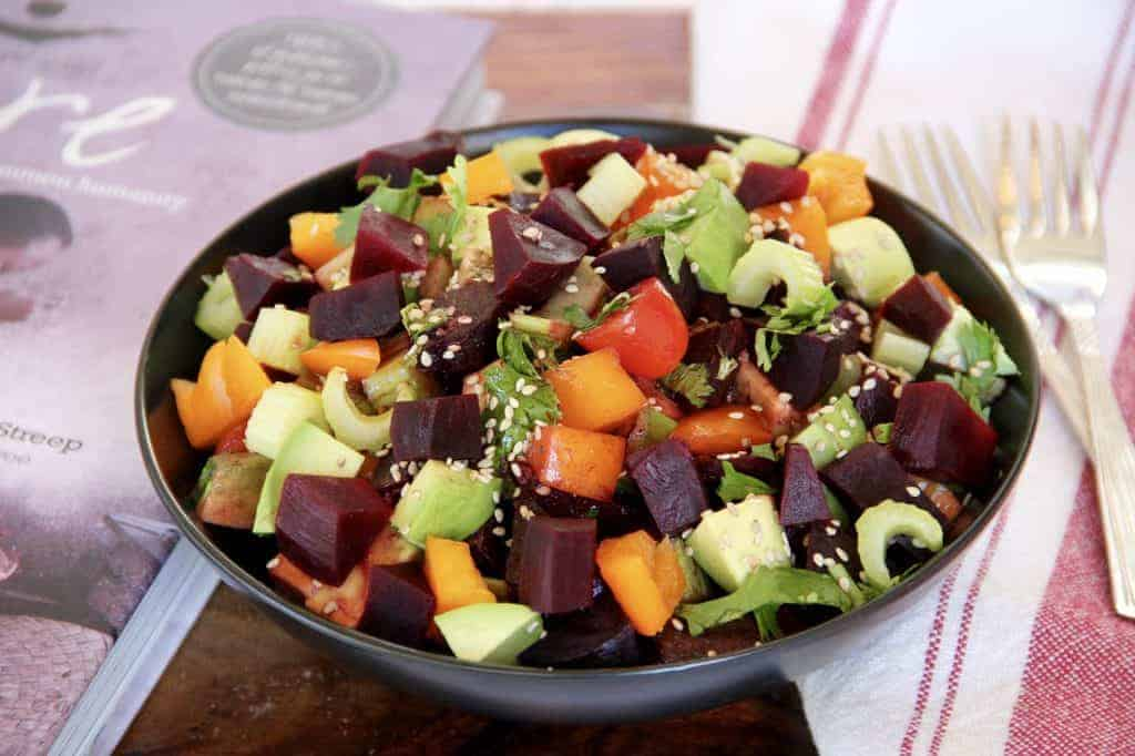 Beet salad -a celebration recipe