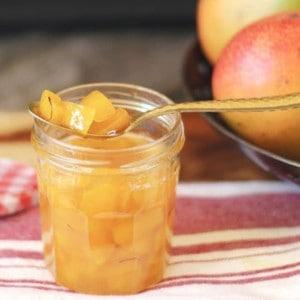 Raw Mango Jam