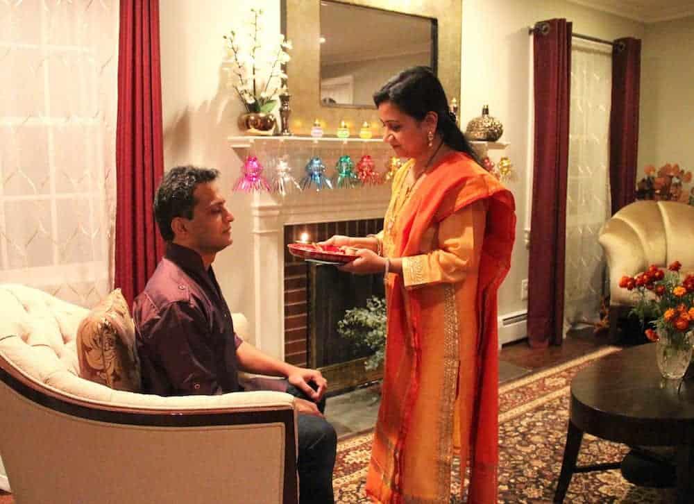 Diwali celebrations -padwa1