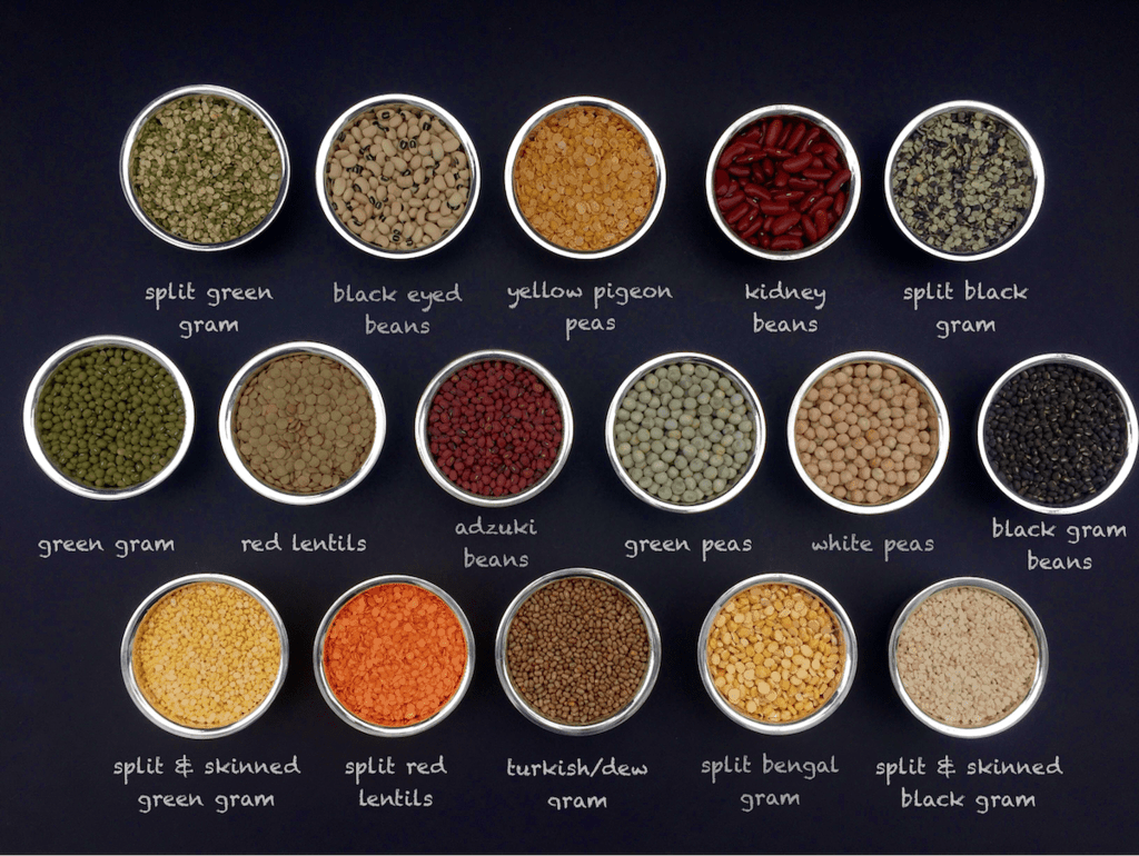 Indian Pulses - A quick guide to lentils, beans and peas