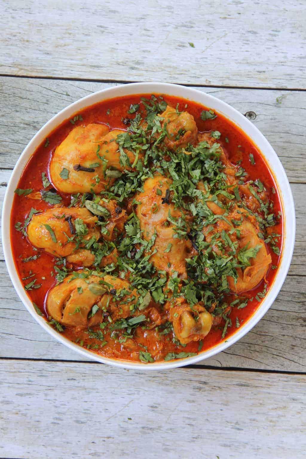 Chicken Korma Instant Pot Ministryofcurry Com