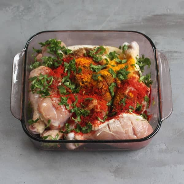 Chicken Biryani Instant Pot