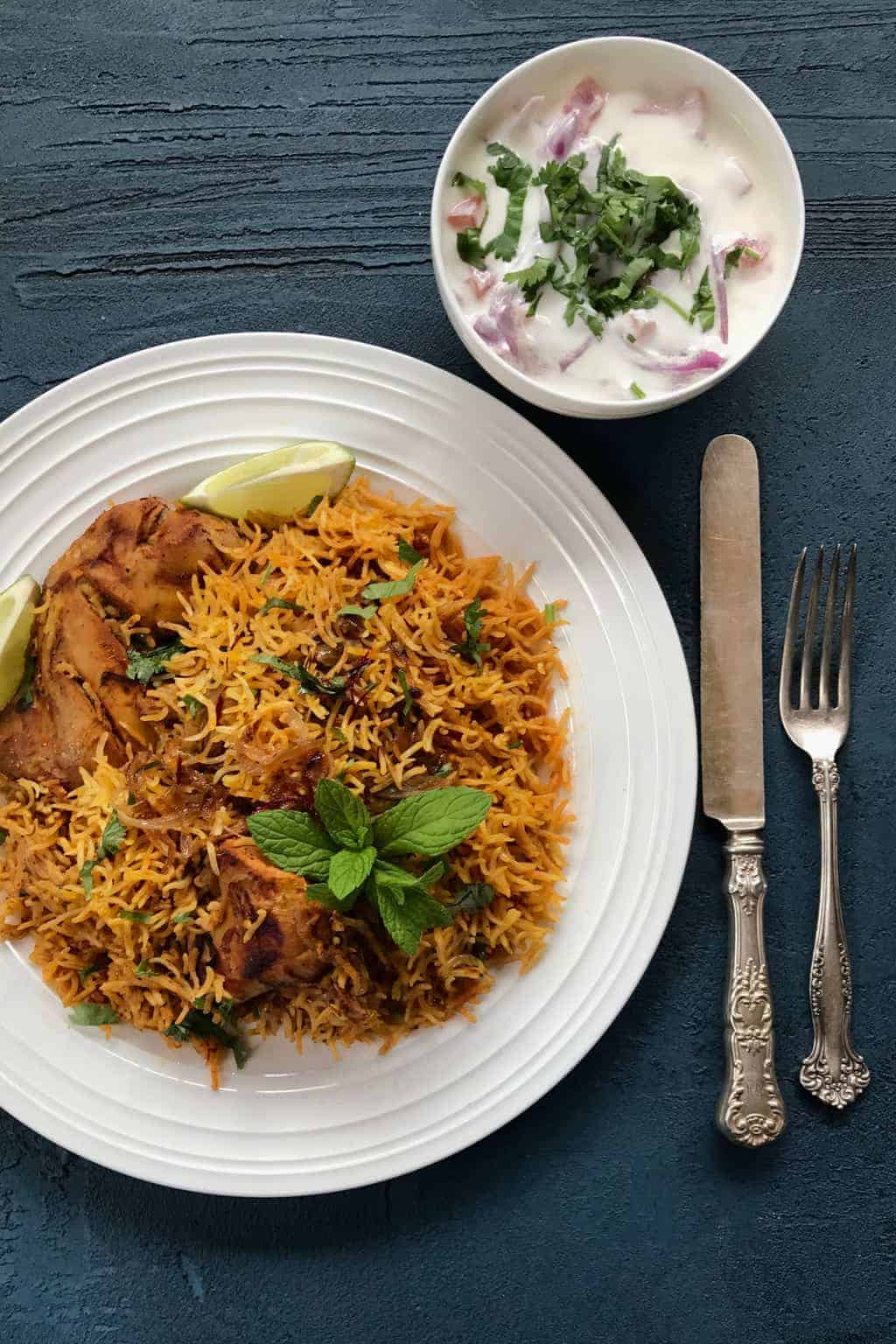 Chicken Biryani Instant Pot Ministry Of Curry