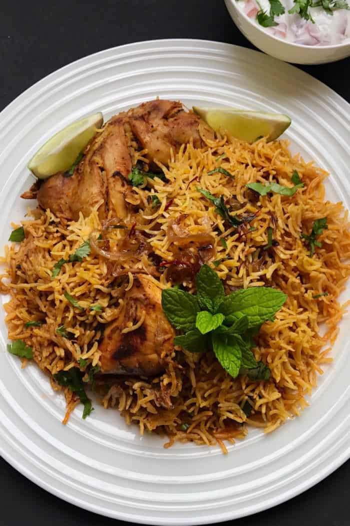 Chicken Biryani – Instant Pot