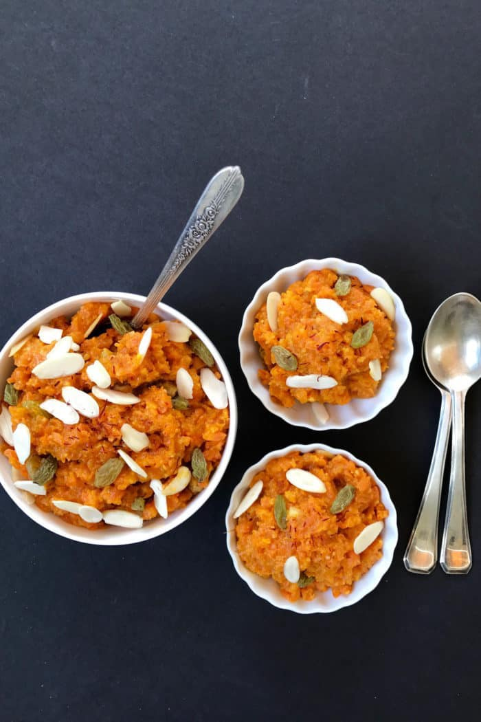 Carrot Halwa – Instant Pot