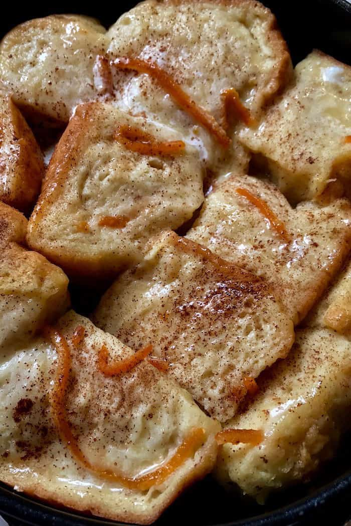 French Toast / Bread Pudding – Instant Pot
