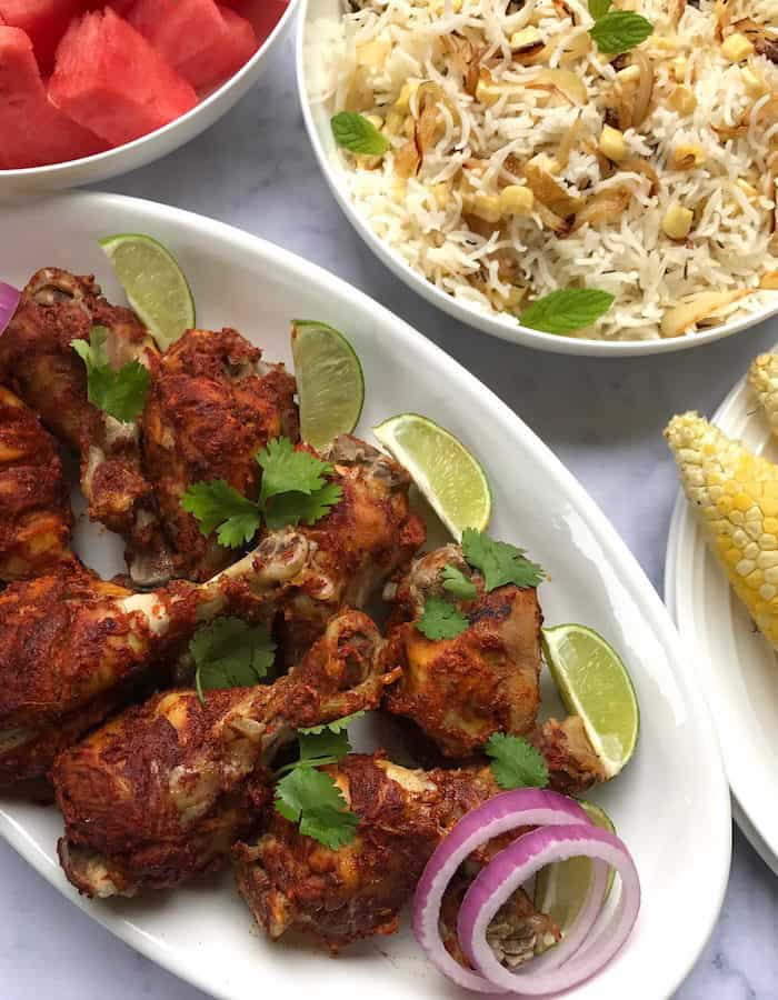 Tandoori Chicken – Instant Pot