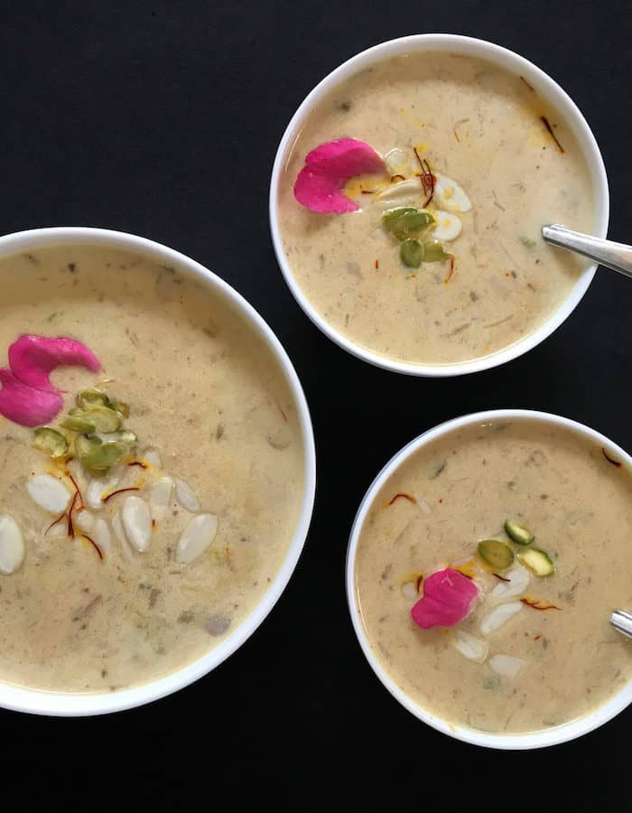 Sheer Khurma – Instant Pot