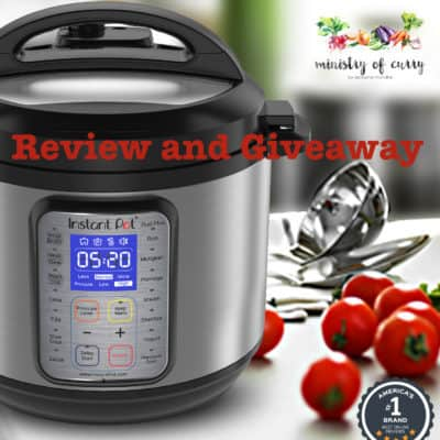 Ministry of Curry's Instant Pot Duo Plus 60 Review