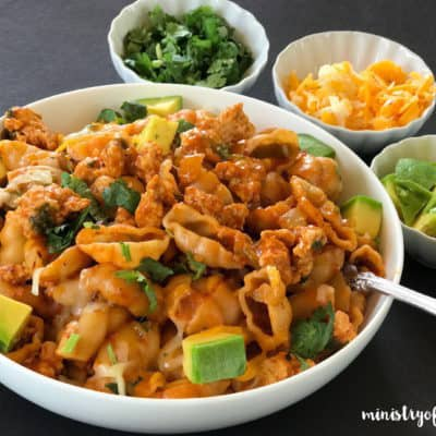 Spicy Taco Pasta – Instant Pot