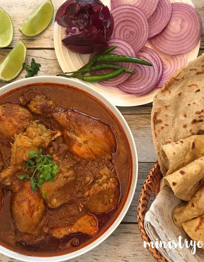 Mom's Chicken Curry – Instant Pot