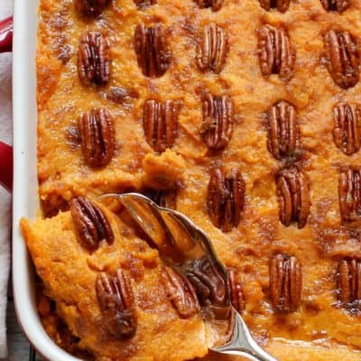 Sweet Potato Casserole – Instant Pot