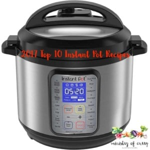 2017 Top 10 Instant Pot recipes