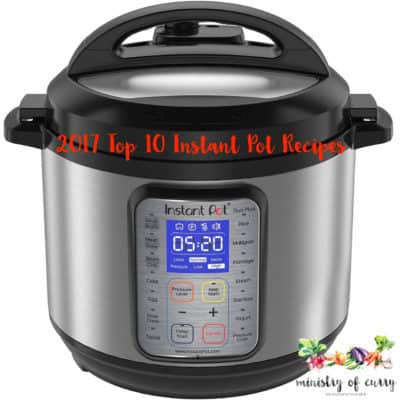 Top 10 Instant Pot Recipes of 2017