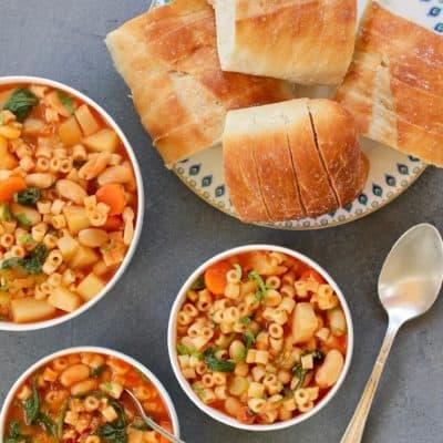 Pasta e Fagioli – Instant Pot