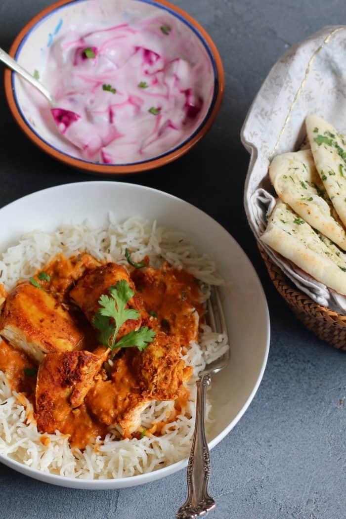 Chicken Tikka Masala – Instant Pot