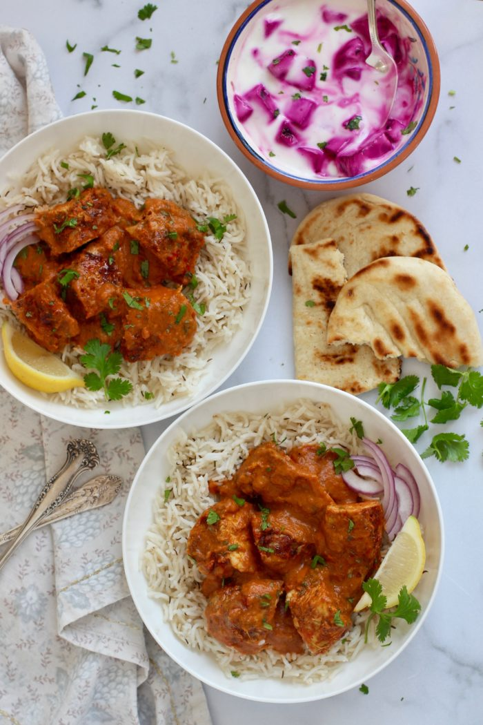 Chicken Tikka Masala – Instant Pot