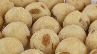 Rava Coconut ladoo - no-fail recipe