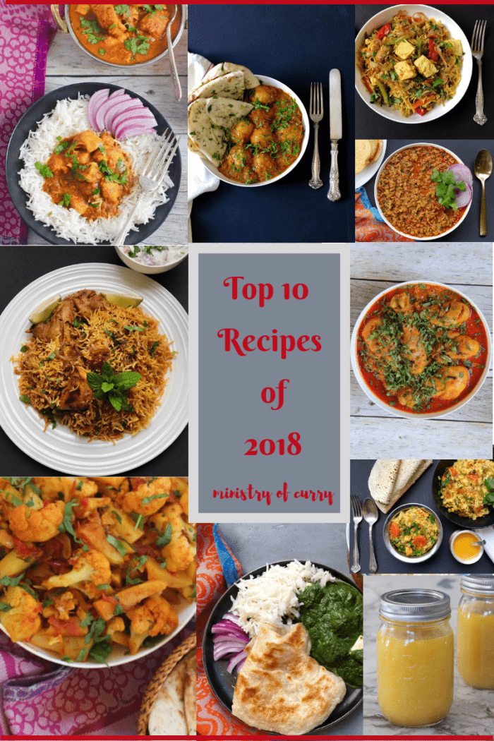Instant Pot -Top 10 Recipes of 2018