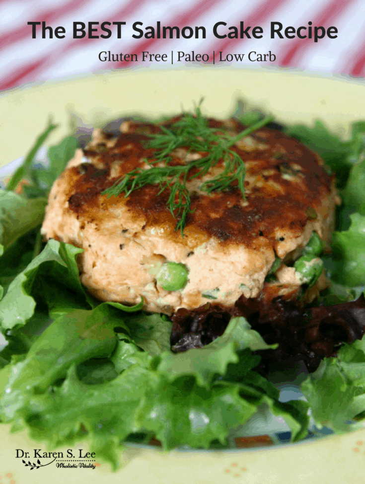 The BEST Salmon (Fish) Cakes