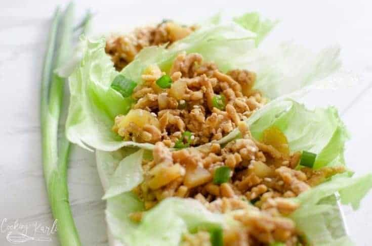 P.F. Chang's Chicken Lettuce Wraps (Instant Pot & Stove Top)