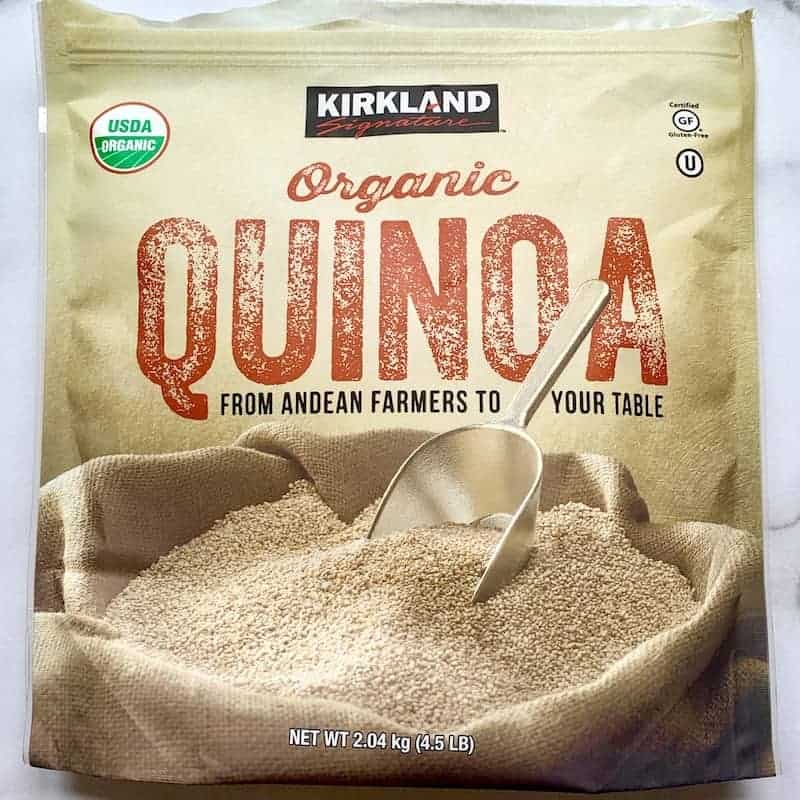 Bag of Organic Quinoa