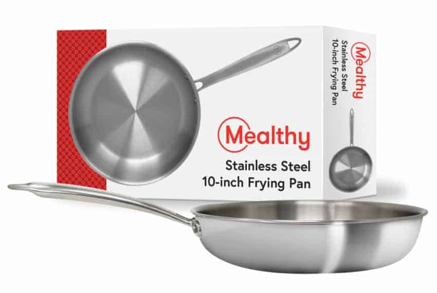 Mealthy frying pan