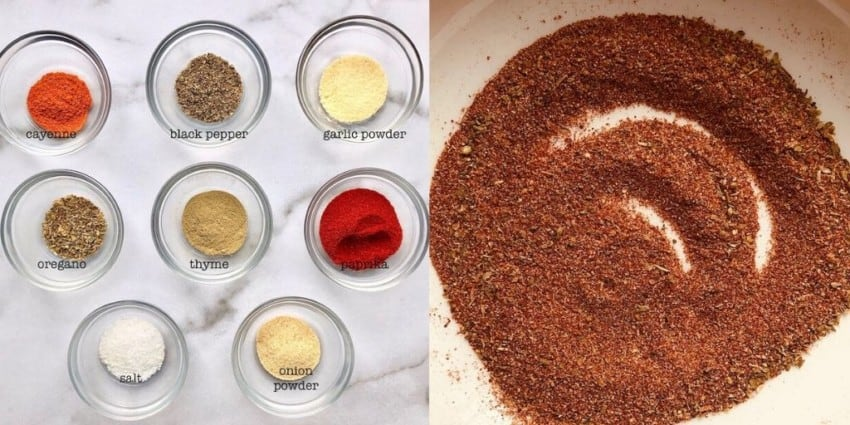 blackening seasoning spice