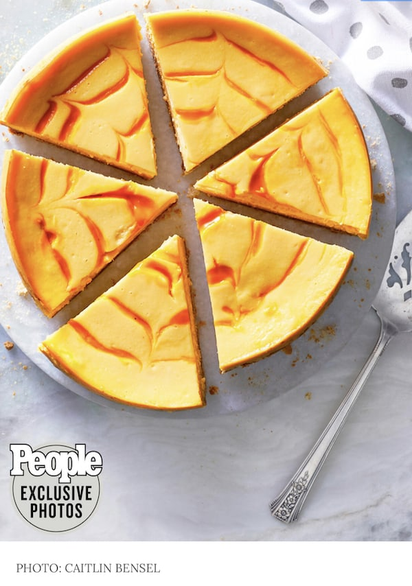 mango cheese cake photo from people.com