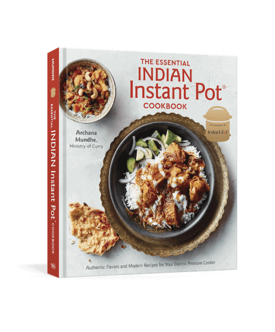 Archana's Essential Indian Instant Pot Cookbook