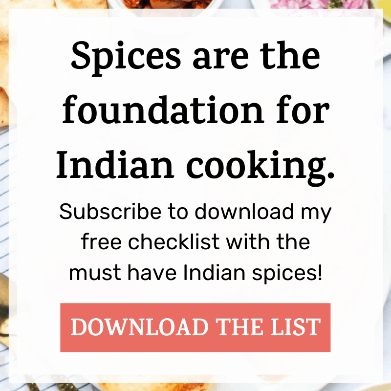Spices are the foundation