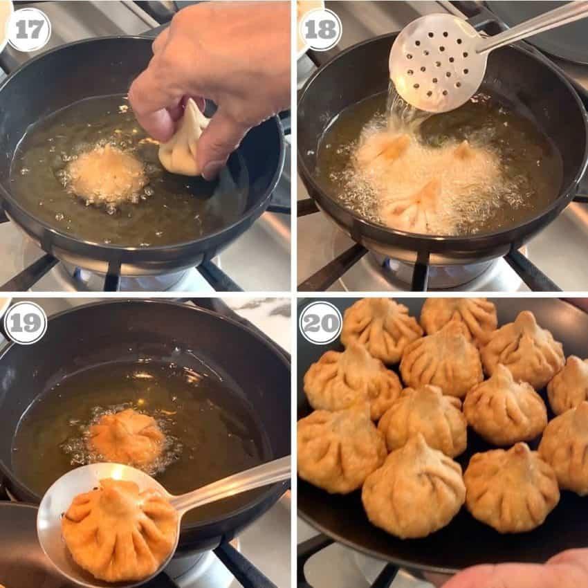 frying modakam