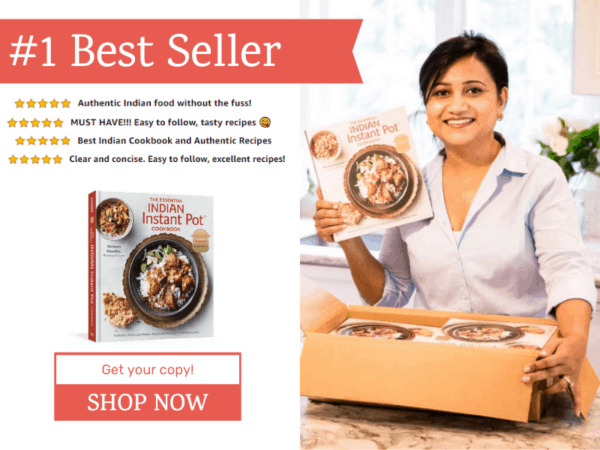 archana with cookbook